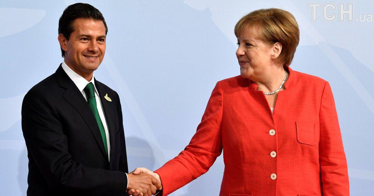 Президент Мексики Энрике Пенья Ньето @ Reuters