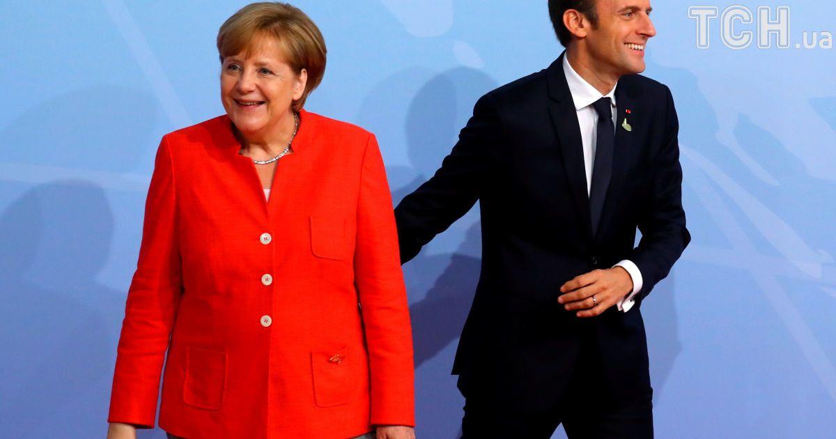 Президент Франции Эммануэль Макрон @ Reuters