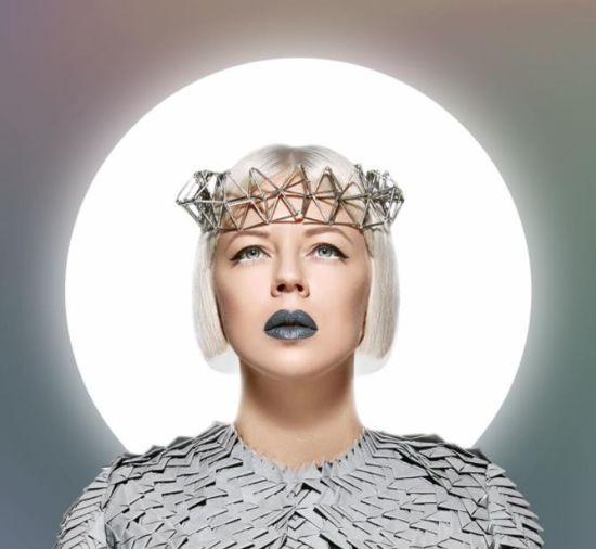 Загадкова ONUKA представила новий сингл VSESVIT