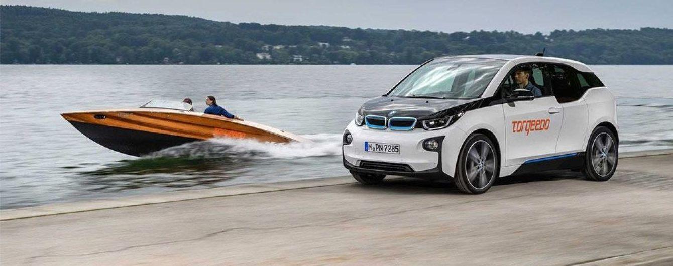 Аккумуляторы от BMW i3 начнут устанавливать на электрические лодки
