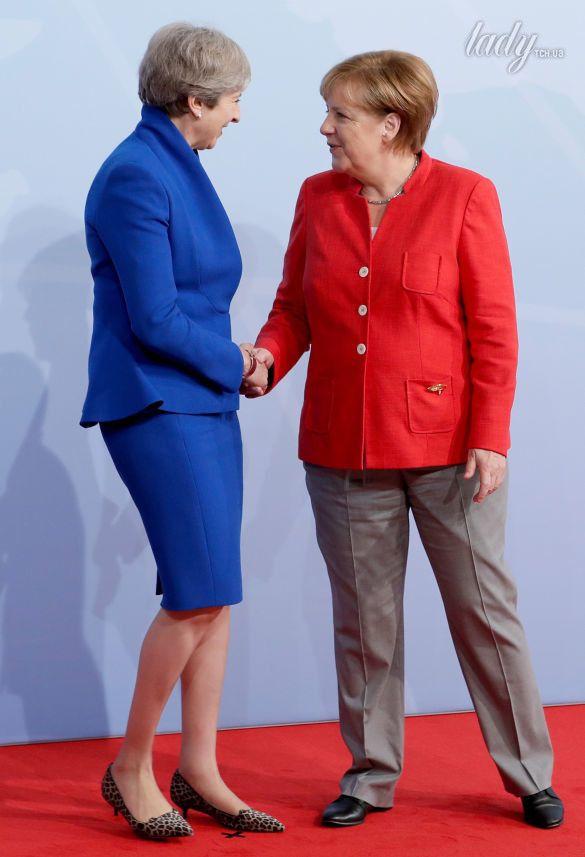 Тереза Мэй и Ангела Меркель_3