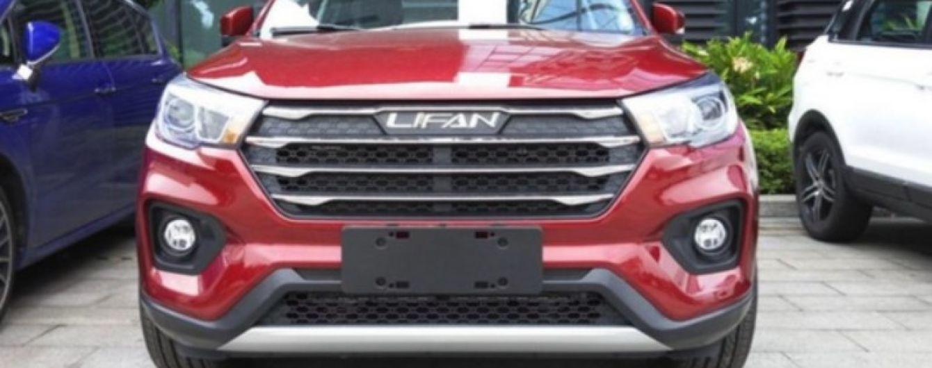 Lifan выводит на китайский рынок новый кроссовер