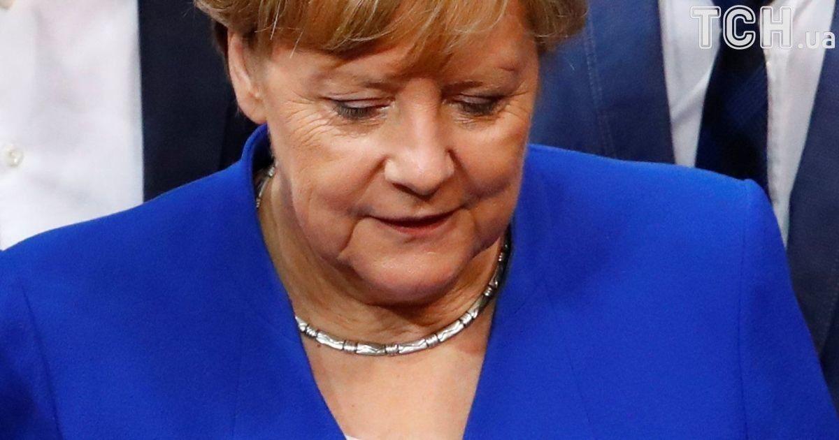 Канцлер Германии Ангела Меркель голосовала против такой легализации.