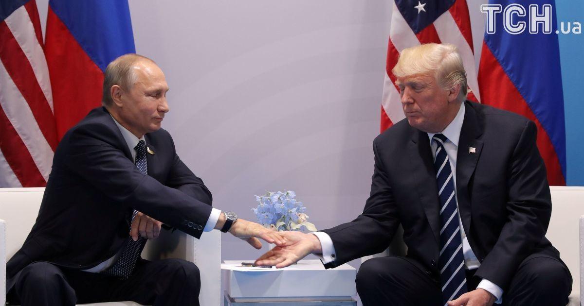 ukr.segodnya.ua Окремої зустрічі Трампа і Путіна у В єтнамі не буде - Білий  дім 5a00f50bd9b56