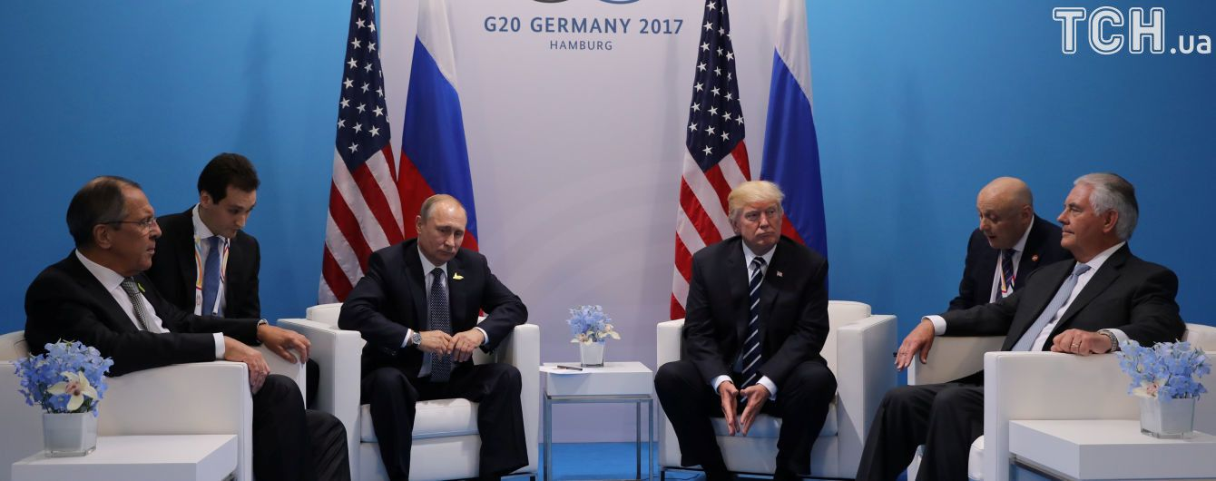 Конфлікт в Україні і зміна послів: Путін і Лавров розповіли про результати зустрічі з Трампом