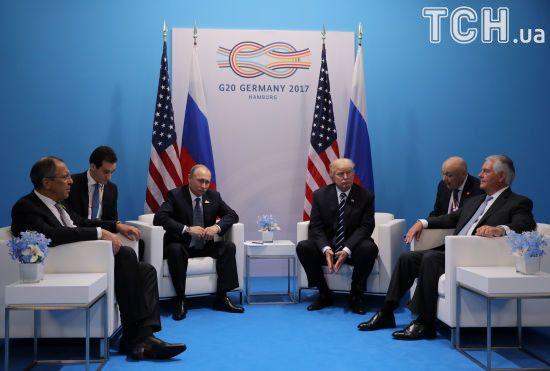 Путін залишився задоволений зустріччю з Трампом - Пєсков
