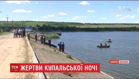 На Одещині досі тривають пошуки 3 сестер, які втопилися у купальську ніч