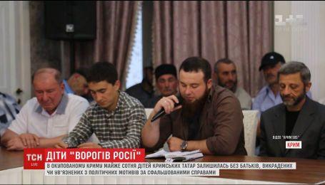 У Криму окупаційний Верховний суд подовжив арешт 4 татарам