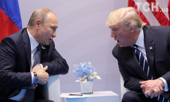 """""""Ми дуже, дуже добре порозумілися"""": Трамп про зустріч з Путіним"""