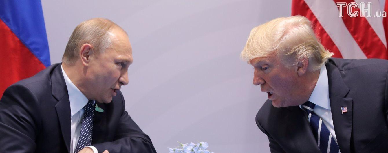 Трамп не будет поздравлять Путина с победой на выборах – Белый дом