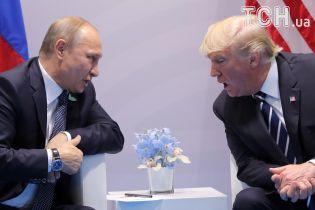 Трамп не вітатиме Путіна з перемогою на виборах – Білий дім