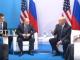 Розпочалася перша зустріч Путіна і Трампа