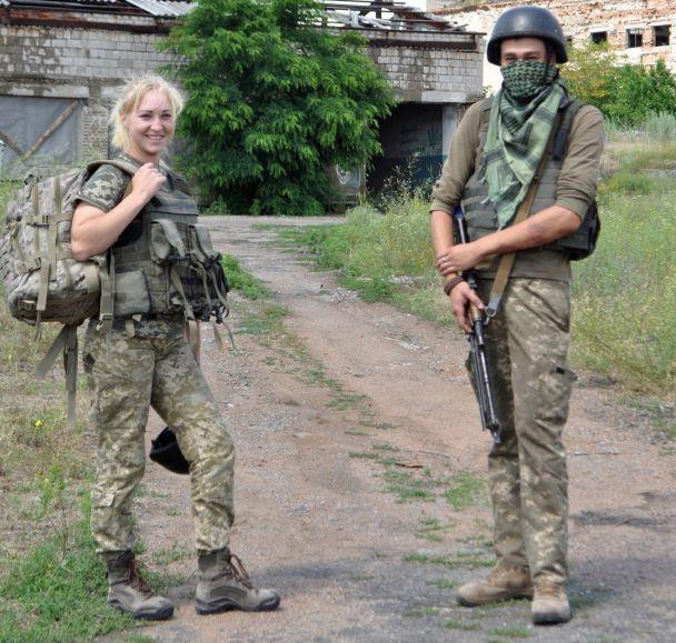 Українські військові відбили напад ворожої ДРГ поблизу Гранітного