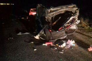 На Дніпропетровщині внаслідок ДТП постраждало шестеро осіб, серед яких четверо дітей