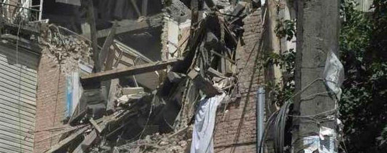 Пострадавшая от взрыва в Киеве умерла в скорой
