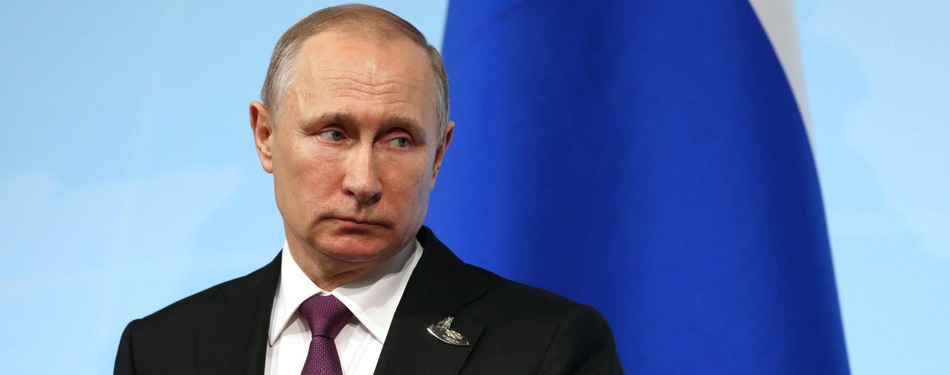 Киев активно и успешно торгует русофобией – Путин