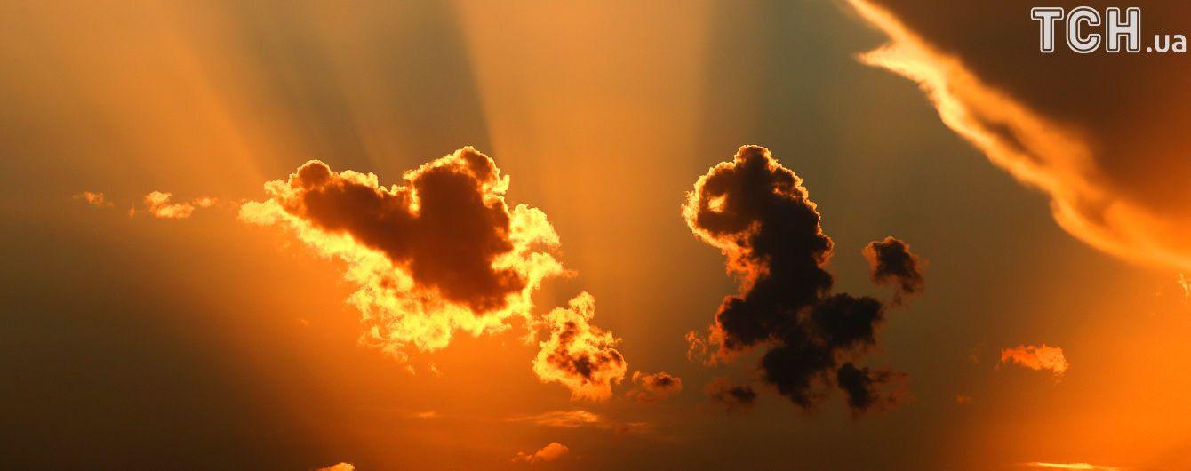 До України повертається сонячна й спекотна погода. Прогноз на 10 липня