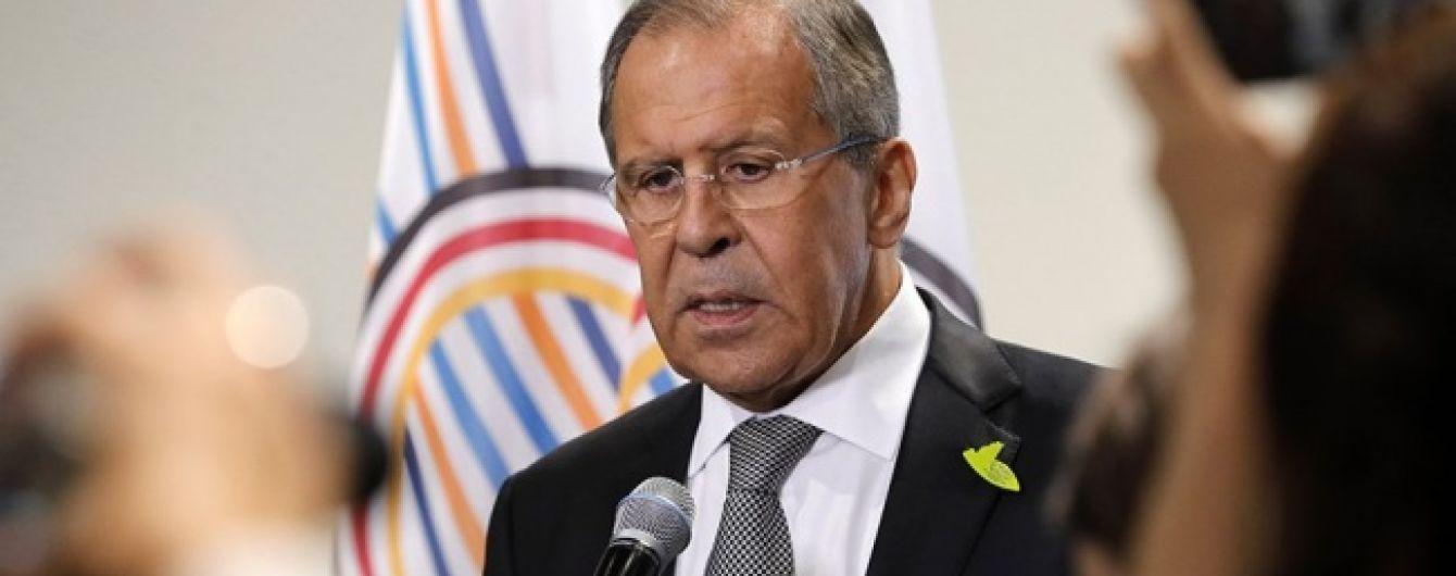 """""""Русофобська налаштованість"""": Лавров пояснив Тіллерсону рішення РФ відповісти на нові санкції США"""