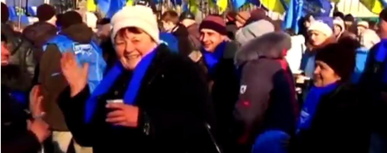 В НАТО решили извинится за видео об Украине с кадрами митинга ПР
