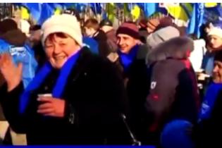 У НАТО вирішили вибачитись за відео про Україну з кадрами мітингу ПР