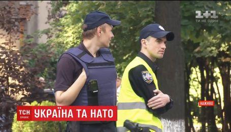 Перекрыты улицы и усиленная безопасность: в столице ожидают на визит Йенса Столтенберга
