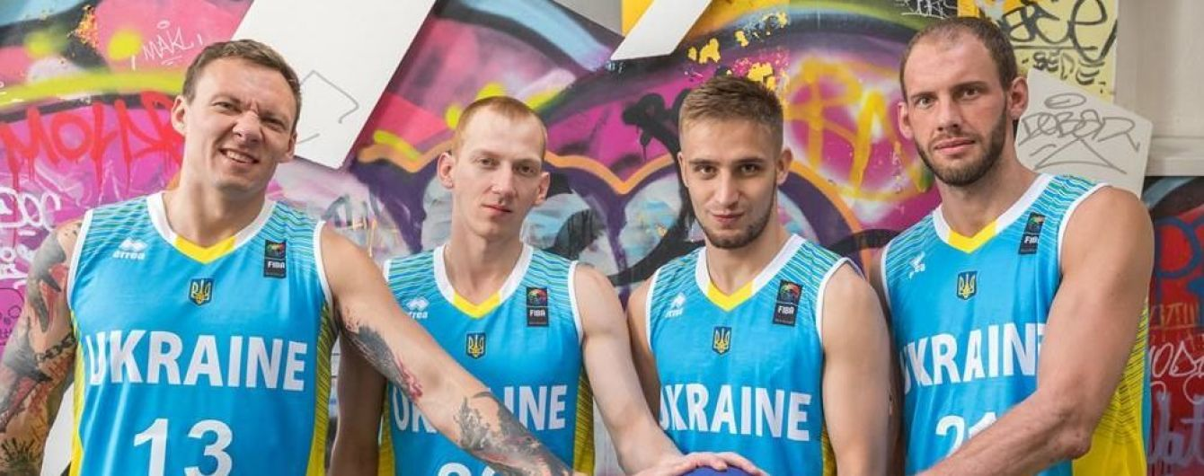 """Украинские баскетболисты завоевали """"бронзу"""" чемпионата Европы 3х3"""