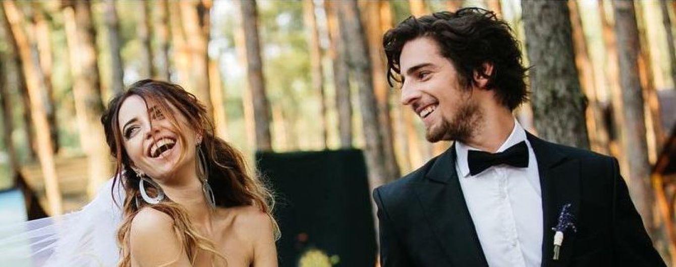 Дантес трогательно поздравил Дорофееву с бумажной свадьбой