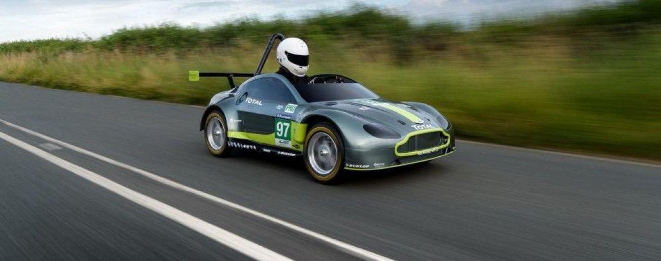 Aston Martin создал необычный гоночный автомобиль