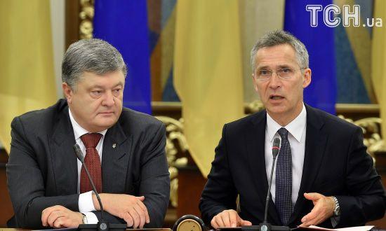 НАТО готове розпочати обговорення плану членства України в Альянсі