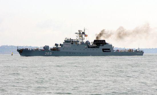 До Одеси військові НАТО прибули на кораблях і бойовій авіації