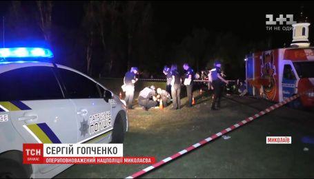 Поліція Миколаєва розшукує свідків нічної бійки з стріляниною
