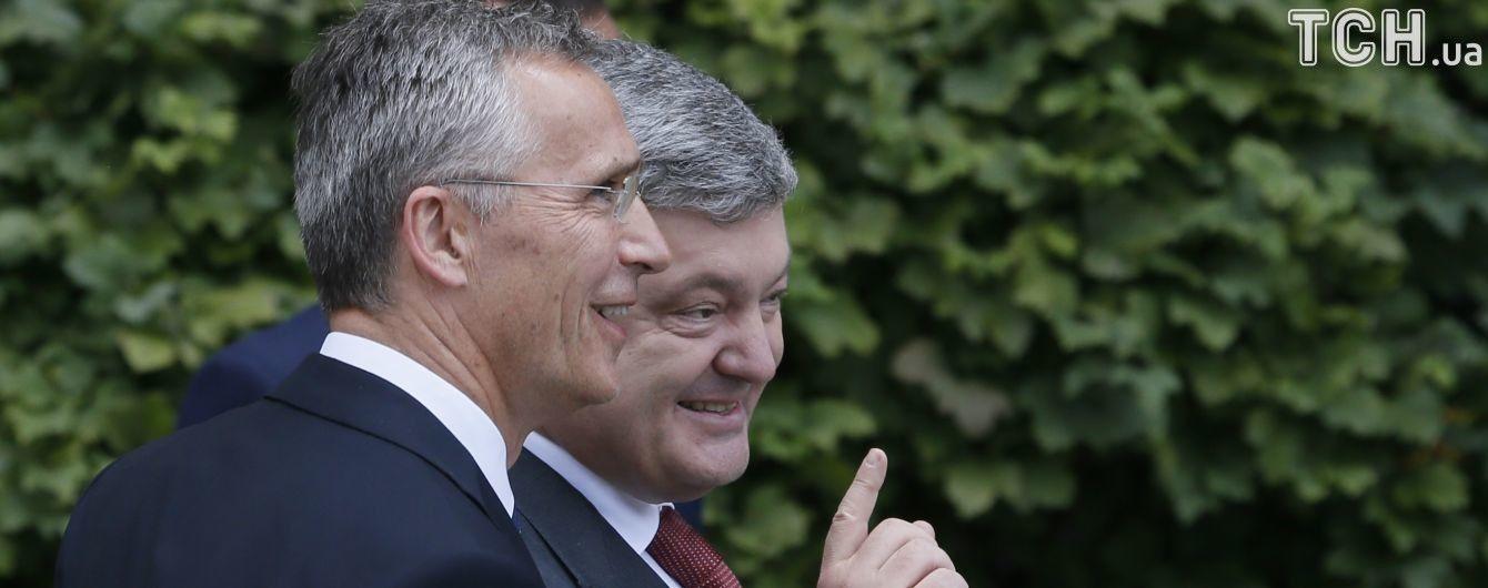 Генсек НАТО рассказал, как Украина может войти в Альянс