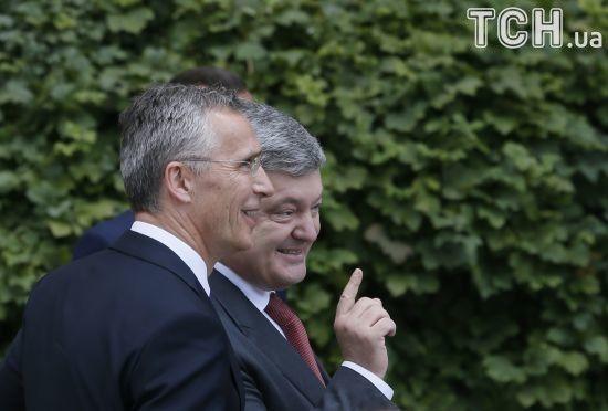 Генсек НАТО розповів, як Україна може увійти в Альянс