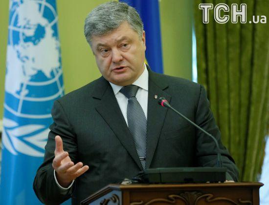 Україна має докази організації останньої кібератаки Росією - Порошенко