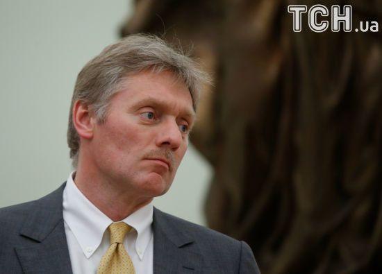 У Кремлі прокоментували заклик Столтенберга вивести війська з Донбасу
