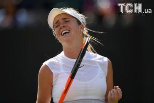 Світоліна програла чемпіонці Roland Garros битву за 1/4 фіналу Wimbledon
