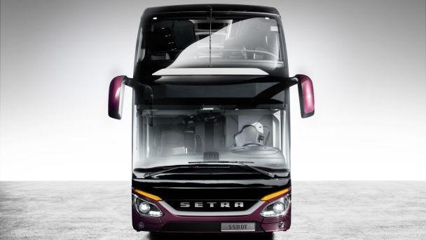 Daimler представил новый двухэтажный автобус Setra S 531 DT