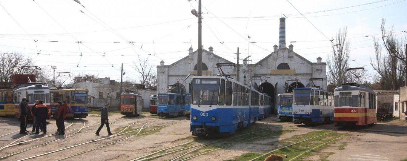 У Києві тимчасово закриють декілька трамвайних маршрутів