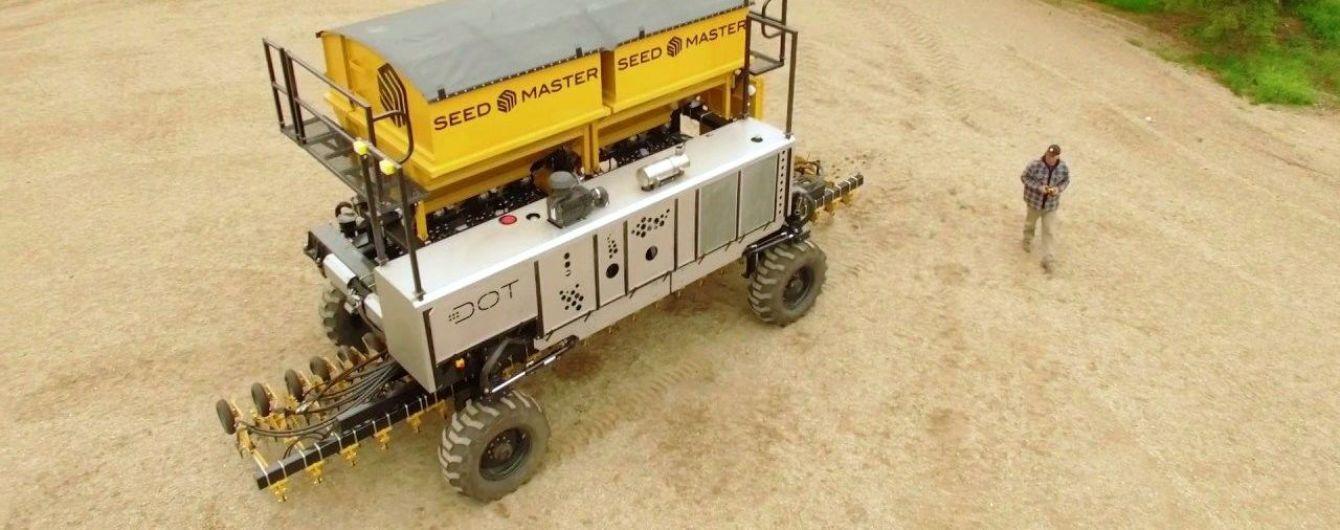 Канадец создал роботизированную сельскохозяйственную платформу
