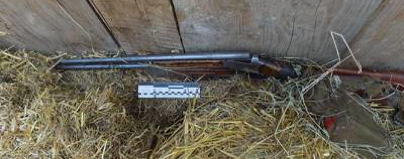 На Львовщине мужчина во время охоты на дикого кабана застрелил собственного отца