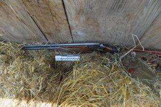 На Львівщині чоловік під час полювання на дикого кабана застрелив власного батька