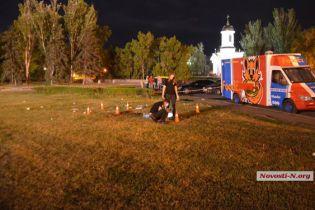 В Николаеве конфликт между мужчинами перерос в стрельбу: один человек умер