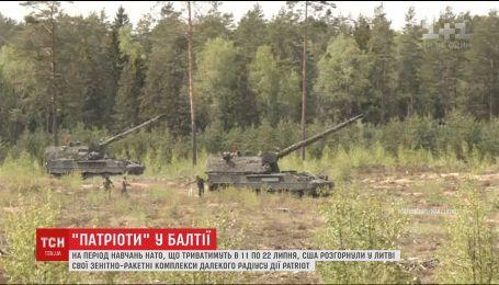 Сполучені Штати розгорнули у Литві свої найновіші системи проти-ракетної оборони