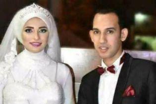 У Єгипті 22-річна наречена померла на власному весіллі