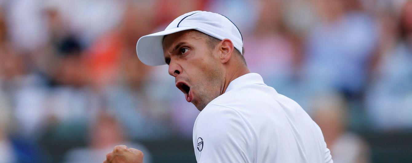 Надаль поступився 26-й ракетці світу в п'ятигодинному трилері на Wimbledon
