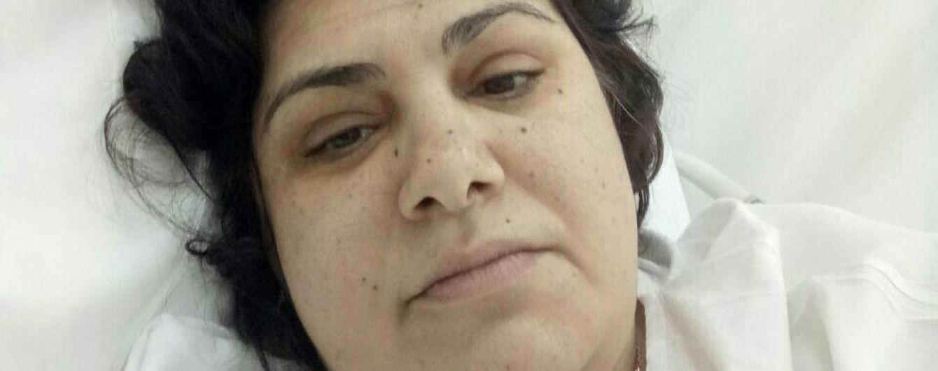 Наталі потрібна допомога небайдужих, щоб здолати рак крові