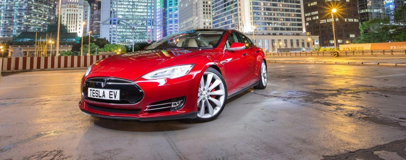 В Гонконге перестали продаваться электромобили Tesla