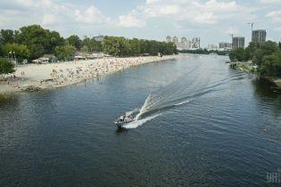 З'явилась інтерактивна мапа водойм України, де небезпечно купатися