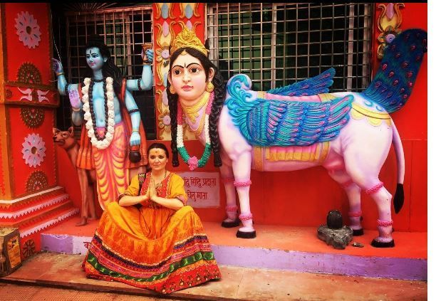 Наталія Могилевська в Індії_1