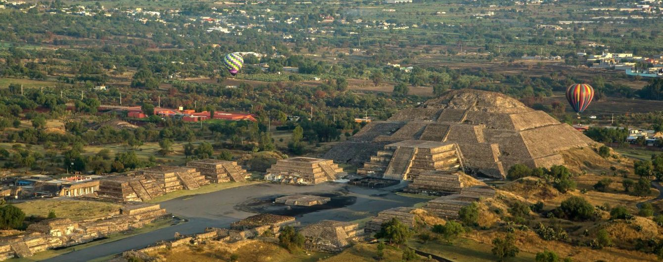 У легендарній піраміді Мексики археологи знайшли таємний тунель